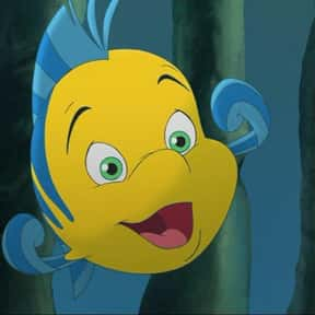 Flounder is listed (or ranked) 9 on the list The Best Yellow Characters