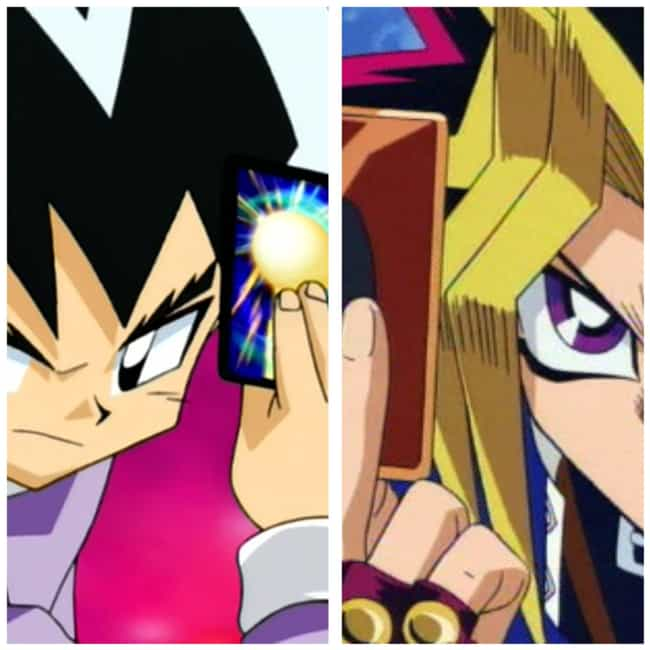 Duel Masters is listed (or ranked) 1 on the list 12 Popular Anime Series That Definitely Borrowed From Other Anime