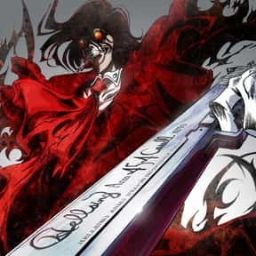 Hellsing is listed (or ranked) 9 on the list The Best Anime With Adult Protagonists