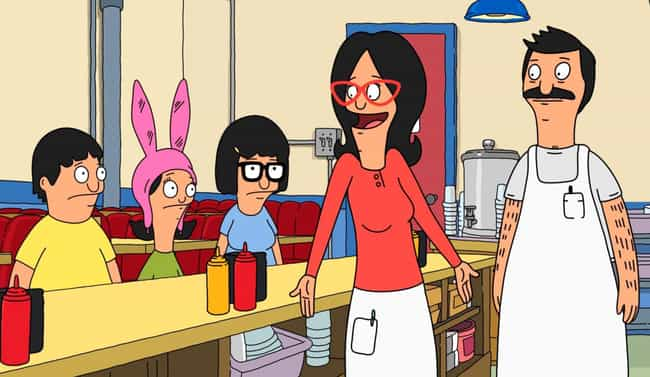 Bob's Burgers is listed (or ranked) 1 on the list Shows About Middle America To Watch Instead Of 'Roseanne'