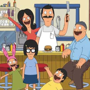 Bob's Burgers is listed (or ranked) 3 on the list The Best Current Animated Series