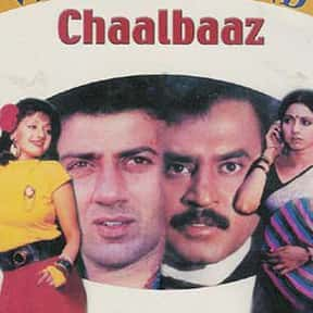ChaalBaaz is listed (or ranked) 14 on the list The Best Sridevi Kapoor Movies