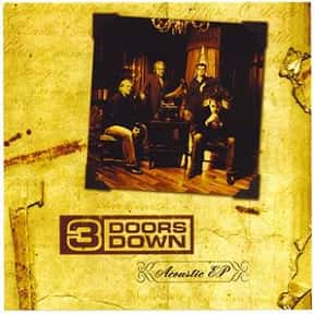 3 Doors Down is listed (or ranked) 3 on the list The Best Bands Like Creed