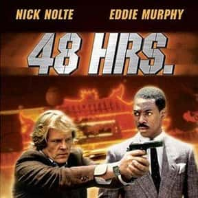 48 Hrs. is listed (or ranked) 9 on the list The Best Thriller Movies of the 1980s