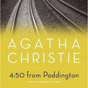 4.50 from Paddington is listed (or ranked) 6 on the list Crime Fiction Books