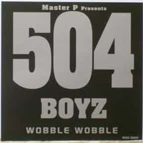 504 Boyz is listed (or ranked) 1 on the list No Limit Records Complete Artist Roster