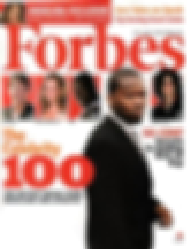50 Cent is listed (or ranked) 4 on the list The Best Forbes Covers