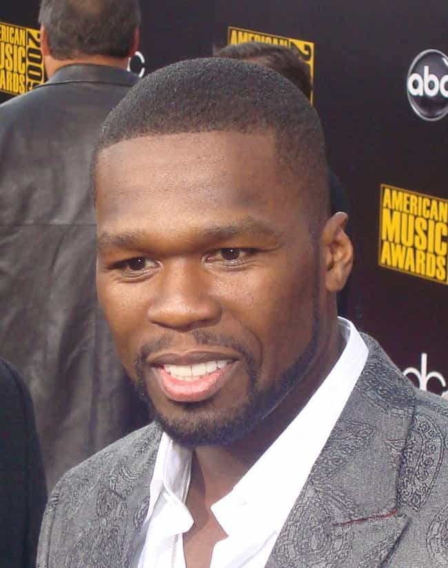 50 Cent is listed (or ranked) 2 on the list Sober Rappers Who Don't Drink or Do Drugs