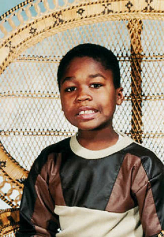 50 Cent is listed (or ranked) 2 on the list 17 Adorable Photos of Rappers When They Were Kids