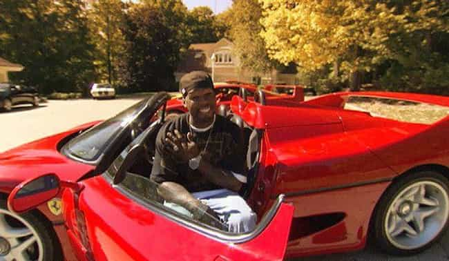 """50 Cent is listed (or ranked) 2 on the list Celebrities Who Totally Lied About Their Homes On MTV's """"Cribs"""""""