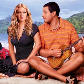 50 First Dates is listed (or ranked) 5 on the list The Greatest Date Movies of All Time