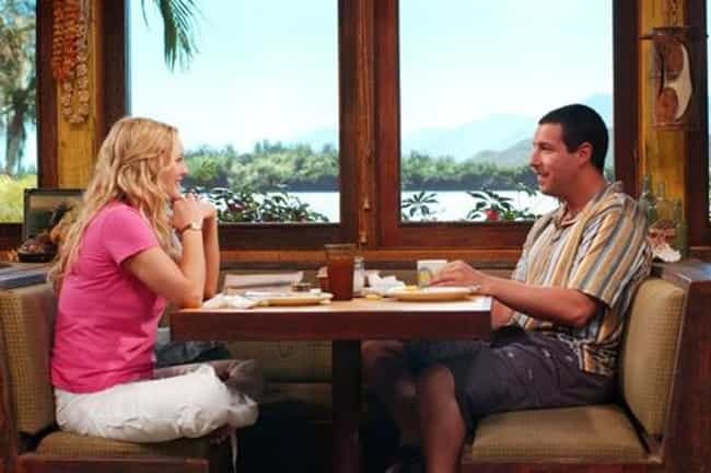 50 First Dates is listed (or ranked) 3 on the list The Best Meet-Cutes in Film History