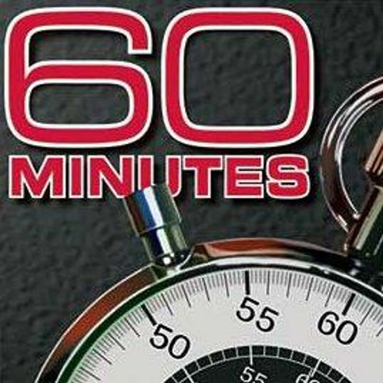 60 Minutes is listed (or ranked) 4 on the list What to Watch If You Love 'Jimmy Kimmel Live!'