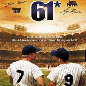 61* is listed (or ranked) 12 on the list The All-Time Best Baseball Films
