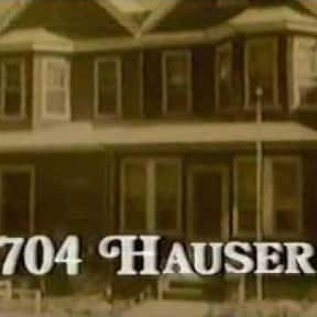 704 Hauser is listed (or ranked) 1 on the list Norman Lear Shows and TV Series