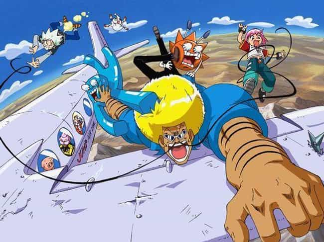 Bobobo-bo Bo-bobo is listed (or ranked) 2 on the list The 15 Weirdest Abilities in Anime You Probably Wouldn't Want