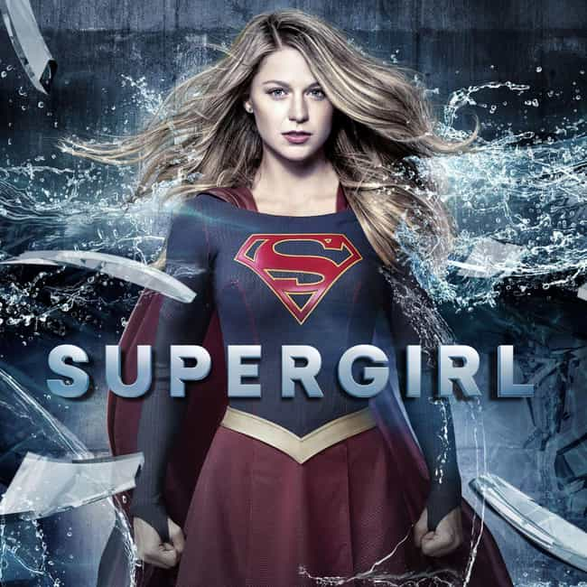 Supergirl is listed (or ranked) 3 on the list All The CW Shows On Netflix
