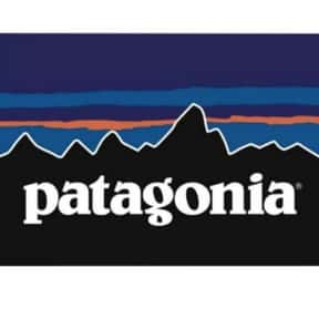 Patagonia is listed (or ranked) 2 on the list The Best Outerwear Brands