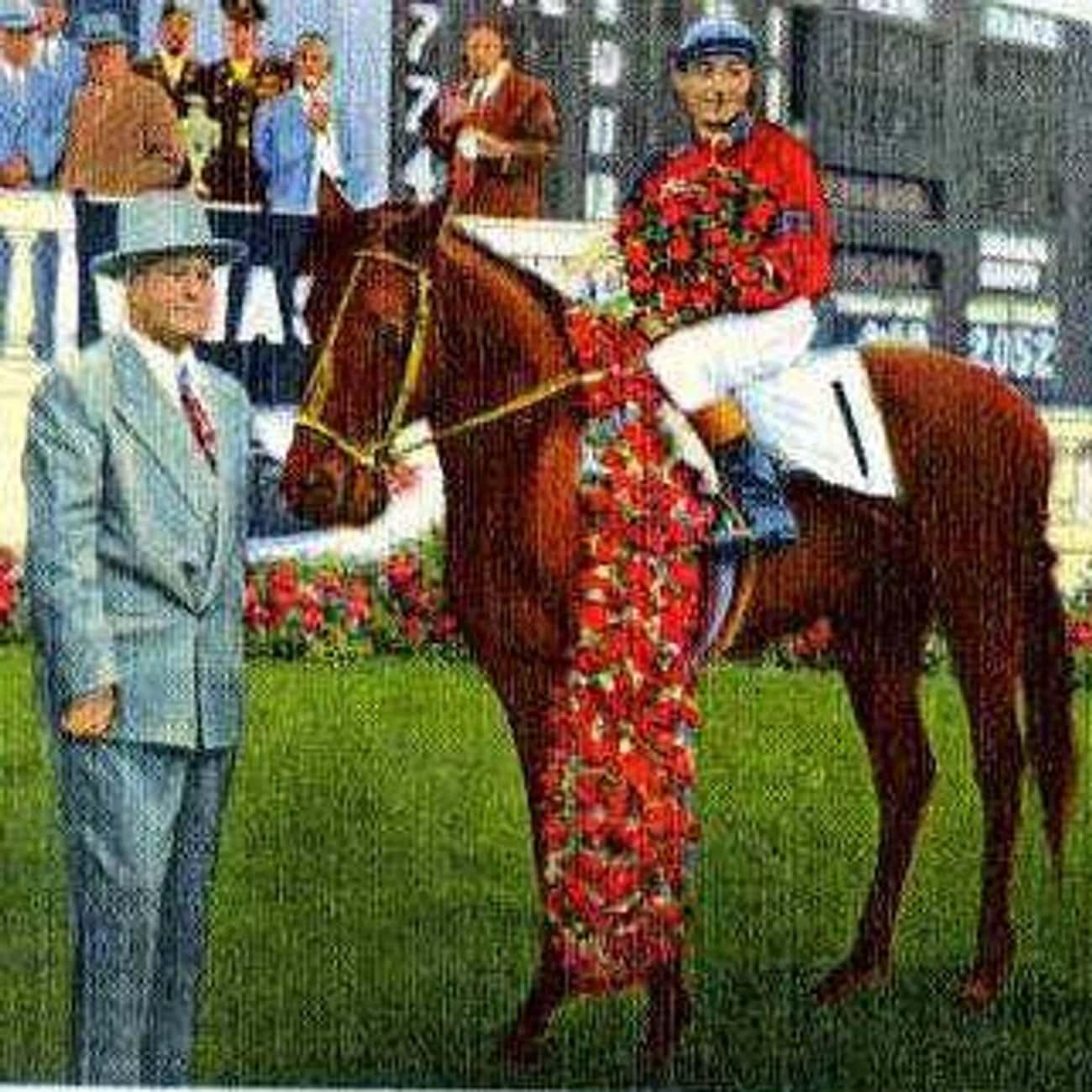 Winners of triple crown horse racing