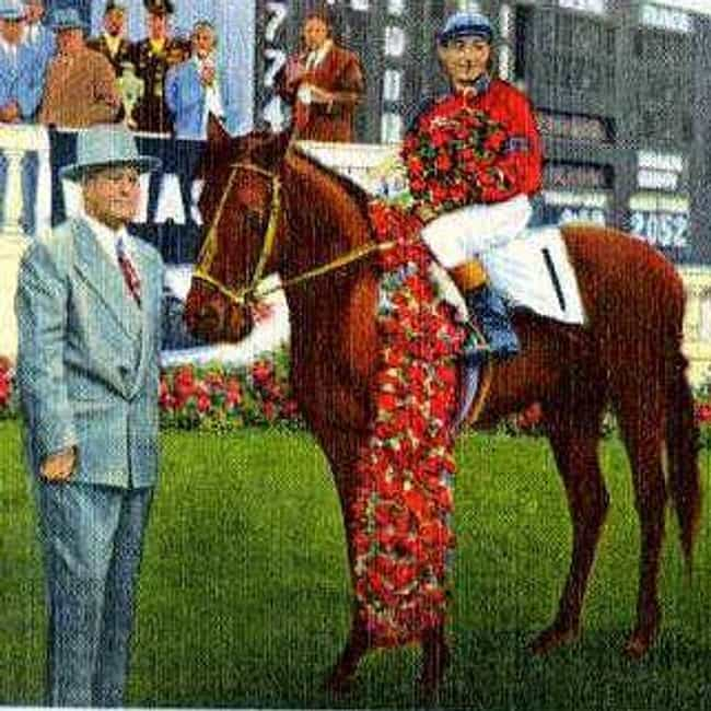 Citation is listed (or ranked) 4 on the list Every Triple Crown Winner, Ranked