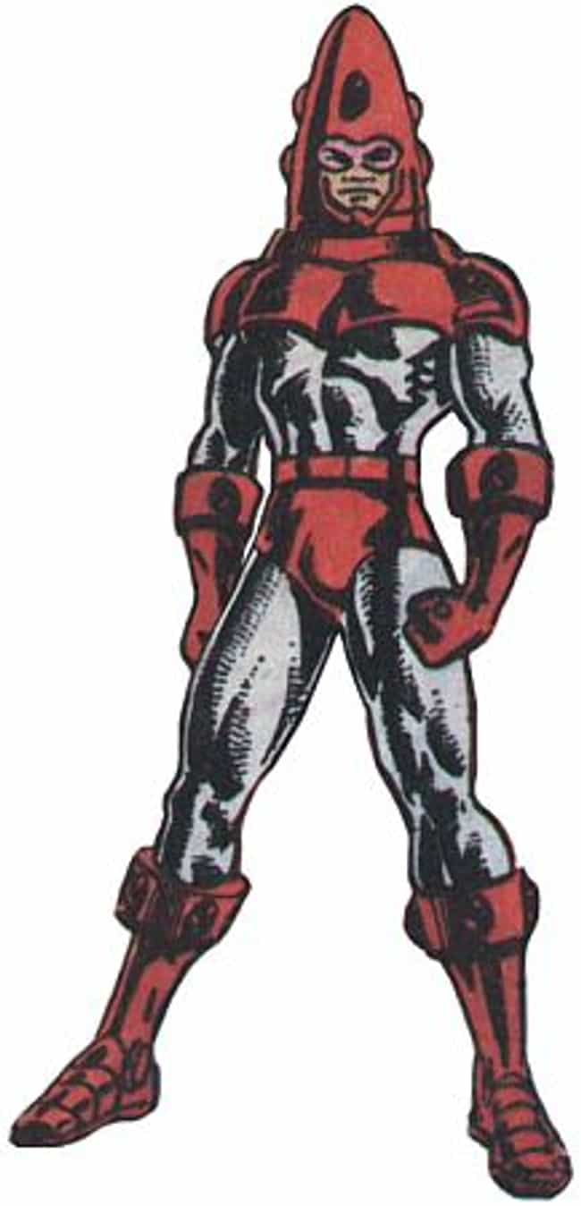 Kamikaze is listed (or ranked) 3 on the list The All Time Lamest X-Men Villains