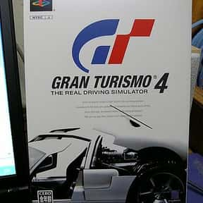 Gran Turismo is listed (or ranked) 6 on the list The Best Gran Turismo Games