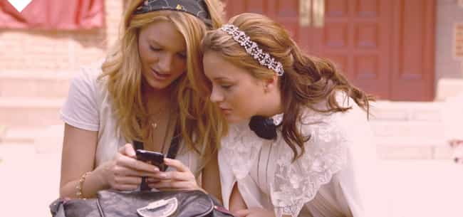 Gossip Girl is listed (or ranked) 6 on the list TV Characters Who Would Never Be Friends In Real Life