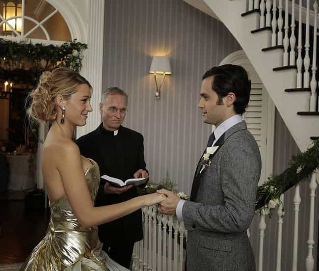 Gossip Girl is listed (or ranked) 8 on the list The Most Unbelievable TV Romances