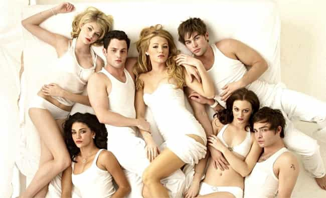 Gossip Girl is listed (or ranked) 3 on the list TV Shows with the Hottest Casts