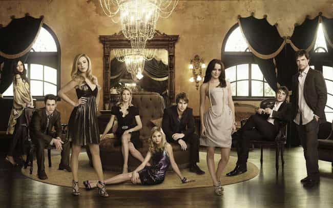 Gossip Girl is listed (or ranked) 2 on the list Josh Schwartz Shows and TV Series