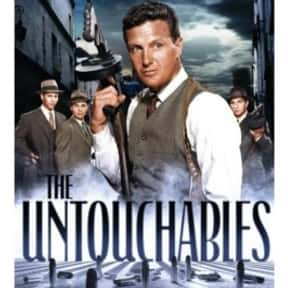 The Untouchables is listed (or ranked) 13 on the list The Greatest TV Shows Set in the '30s