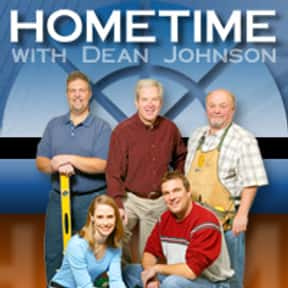 Hometime is listed (or ranked) 8 on the list The Best Home Improvement TV Shows