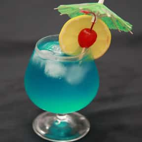 In a Blue Hawaii is listed (or ranked) 8 on the list The Best Ways to Drink Vodka in the Summer