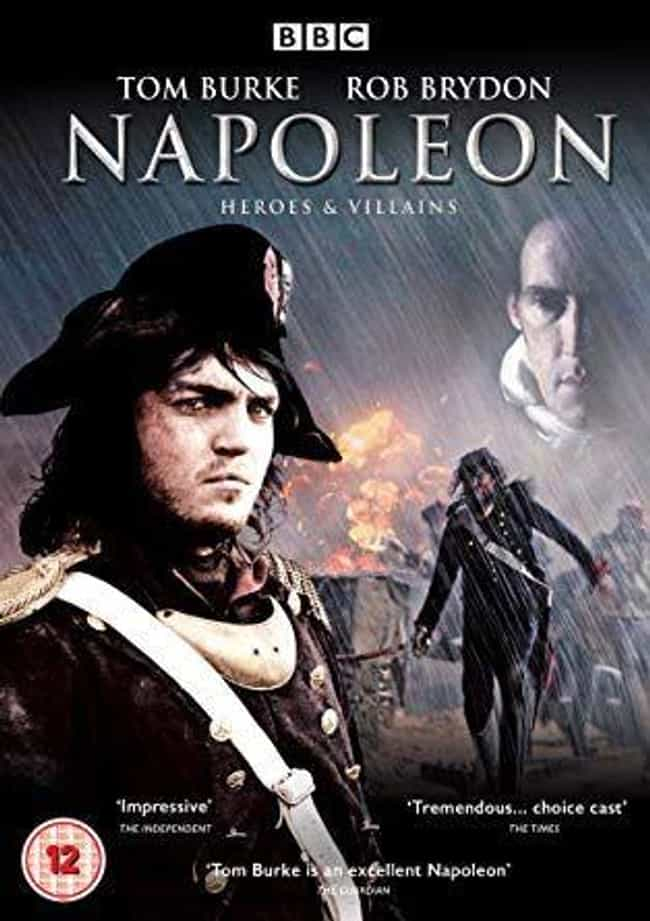 Tom Burke is listed (or ranked) 4 on the list The Best Actors Who Played Napoleon Bonaparte