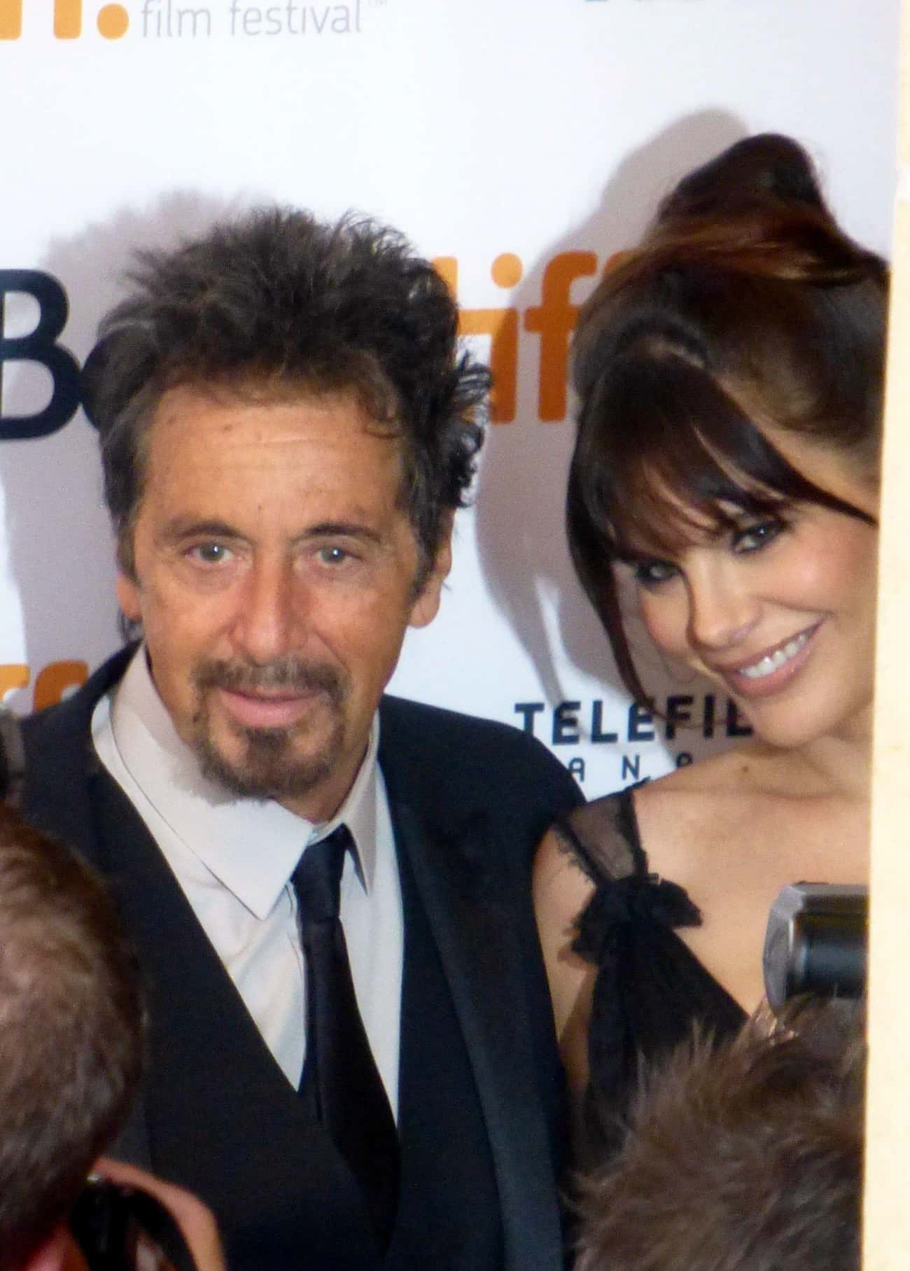 Lucila Solá is listed (or ranked) 2 on the list Women Who Al Pacino Has Dated