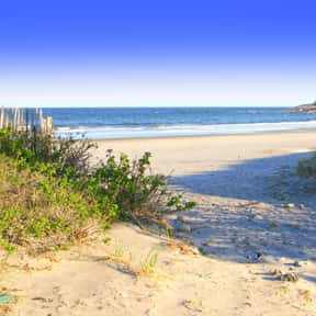 Narragansett is listed (or ranked) 19 on the list The Best Beaches in New England