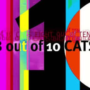 8 Out of 10 Cats is listed (or ranked) 16 on the list The Best Channel 4 TV Shows