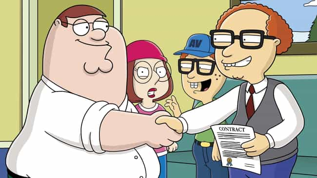 8 Simple Rules for Buying My T... is listed (or ranked) 2 on the list The Best Meg Episodes of 'Family Guy'
