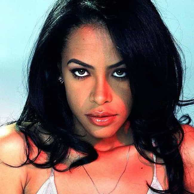 Aaliyah is listed (or ranked) 2 on the list Famous People Who Died in Plane Crashes