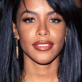 Aaliyah is listed (or ranked) 9 on the list The Greatest Rappers Who Are Already Dead