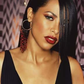 Aaliyah is listed (or ranked) 21 on the list The Greatest Dancing Singers
