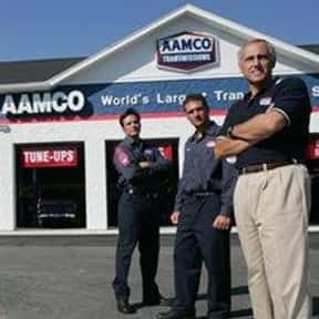 AAMCO Transmissions is listed (or ranked) 1 on the list List of Companies That Hire Felons