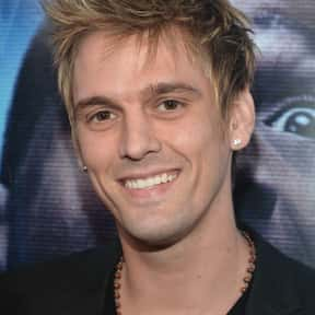 Aaron Carter is listed (or ranked) 10 on the list Sony Music Entertainment Complete Artist Roster
