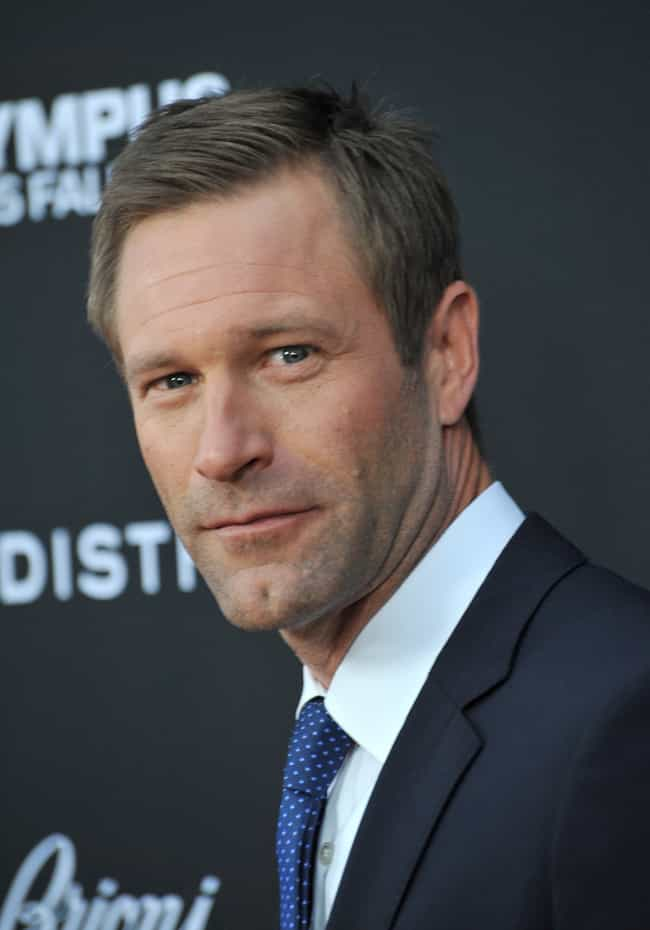 Aaron Eckhart is listed (or ranked) 2 on the list 27 Celebrities who Left the Mormon Church