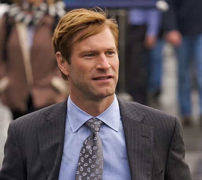 Aaron Eckhart is listed (or ranked) 2 on the list 22 Celebrities who Left the Mormon Church