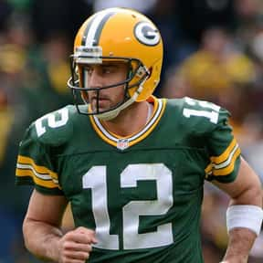 Aaron Rodgers is listed (or ranked) 4 on the list The Best Quarterbacks Of All Time