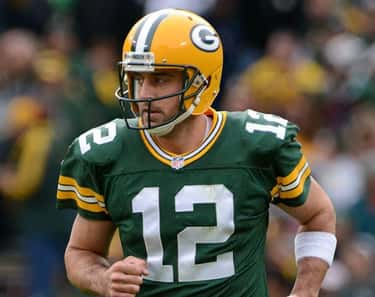 Aaron Rodgers is listed (or ranked) 1 on the list Famous Butte College Alumni