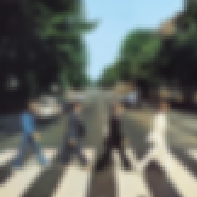 Abbey Road is listed (or ranked) 2 on the list The Greatest Album Covers