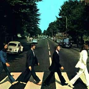 """Abbey Road"" - The Beatles - 1 is listed (or ranked) 1 on the list The 50 Greatest Albums Released Between 1960 - 1969"