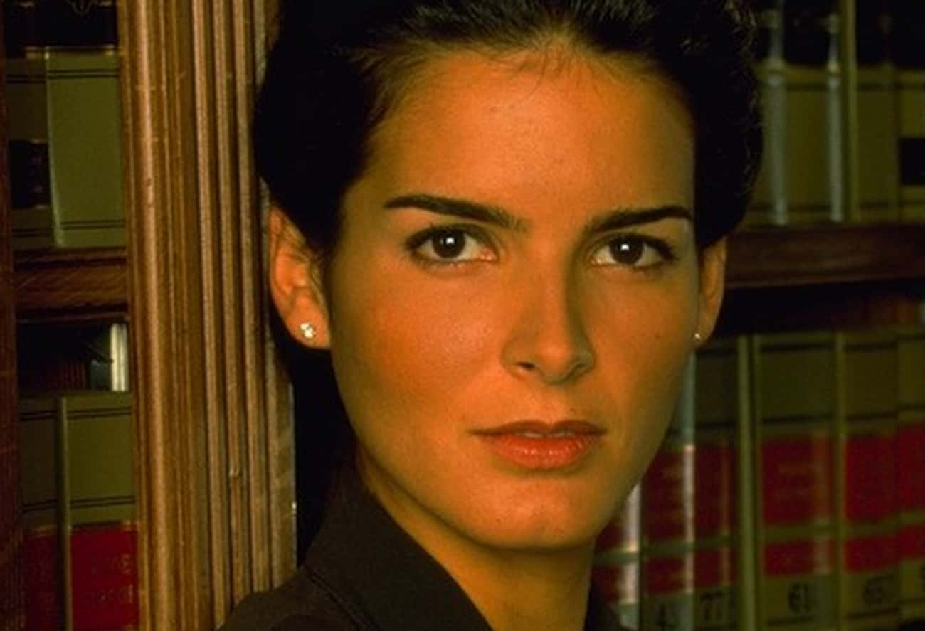 Abbie Carmichael is listed (or ranked) 2 on the list The Hottest TV Lawyers of All Time